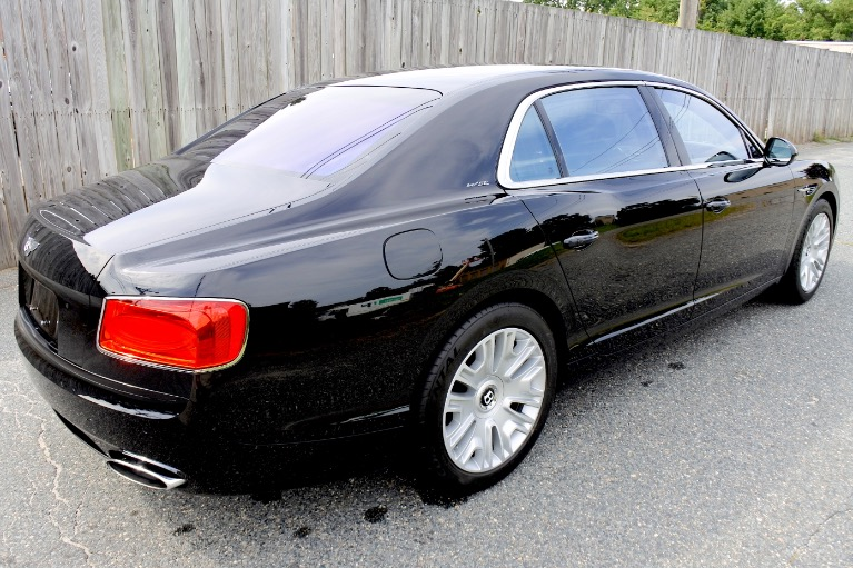 Used 2014 Bentley Flying Spur W12 AWD Used 2014 Bentley Flying Spur W12 AWD for sale  at Metro West Motorcars LLC in Shrewsbury MA 5