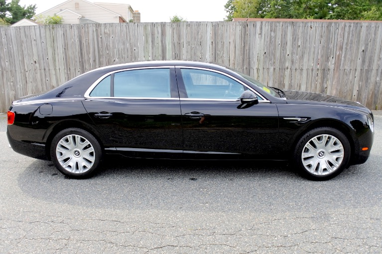 Used 2014 Bentley Flying Spur W12 AWD Used 2014 Bentley Flying Spur W12 AWD for sale  at Metro West Motorcars LLC in Shrewsbury MA 6