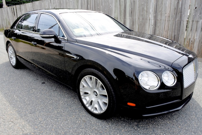 Used 2014 Bentley Flying Spur W12 AWD Used 2014 Bentley Flying Spur W12 AWD for sale  at Metro West Motorcars LLC in Shrewsbury MA 7