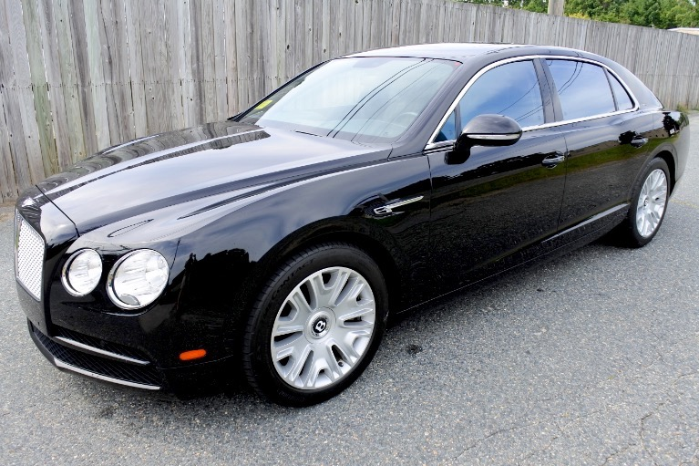 Used Used 2014 Bentley Flying Spur W12 AWD for sale $78,800 at Metro West Motorcars LLC in Shrewsbury MA