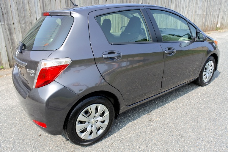 Used 2014 Toyota Yaris 5dr Liftback LE Auto Used 2014 Toyota Yaris 5dr Liftback LE Auto for sale  at Metro West Motorcars LLC in Shrewsbury MA 5