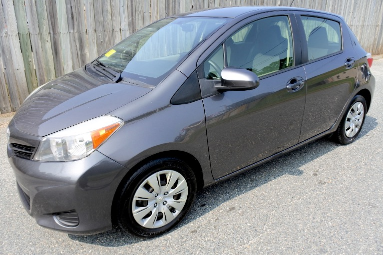 Used Used 2014 Toyota Yaris 5dr Liftback LE Auto for sale $8,800 at Metro West Motorcars LLC in Shrewsbury MA