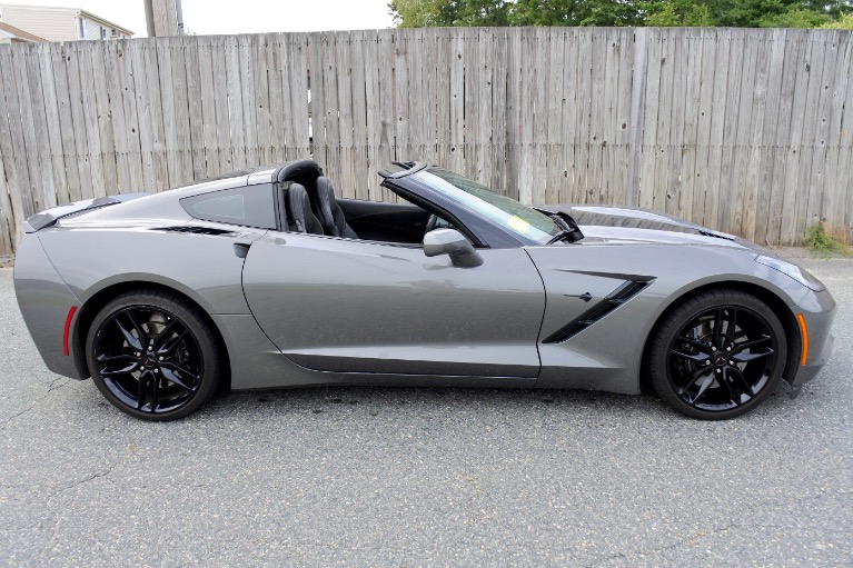 Used 2016 Chevrolet Corvette Stingray Coupe Z51 Cpe w/1LT Used 2016 Chevrolet Corvette Stingray Coupe Z51 Cpe w/1LT for sale  at Metro West Motorcars LLC in Shrewsbury MA 10