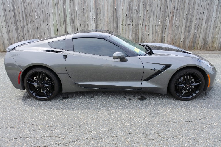 Used 2016 Chevrolet Corvette Stingray Coupe Z51 Cpe w/1LT Used 2016 Chevrolet Corvette Stingray Coupe Z51 Cpe w/1LT for sale  at Metro West Motorcars LLC in Shrewsbury MA 11