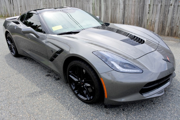Used 2016 Chevrolet Corvette Stingray Coupe Z51 Cpe w/1LT Used 2016 Chevrolet Corvette Stingray Coupe Z51 Cpe w/1LT for sale  at Metro West Motorcars LLC in Shrewsbury MA 13