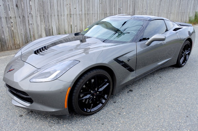 Used 2016 Chevrolet Corvette Stingray Coupe Z51 Cpe w/1LT Used 2016 Chevrolet Corvette Stingray Coupe Z51 Cpe w/1LT for sale  at Metro West Motorcars LLC in Shrewsbury MA 2
