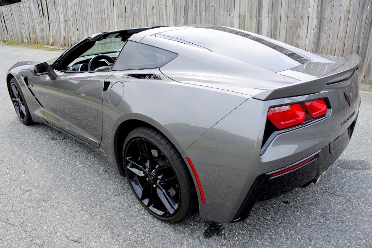Used 2016 Chevrolet Corvette Stingray Coupe Z51 Cpe w/1LT Used 2016 Chevrolet Corvette Stingray Coupe Z51 Cpe w/1LT for sale  at Metro West Motorcars LLC in Shrewsbury MA 5