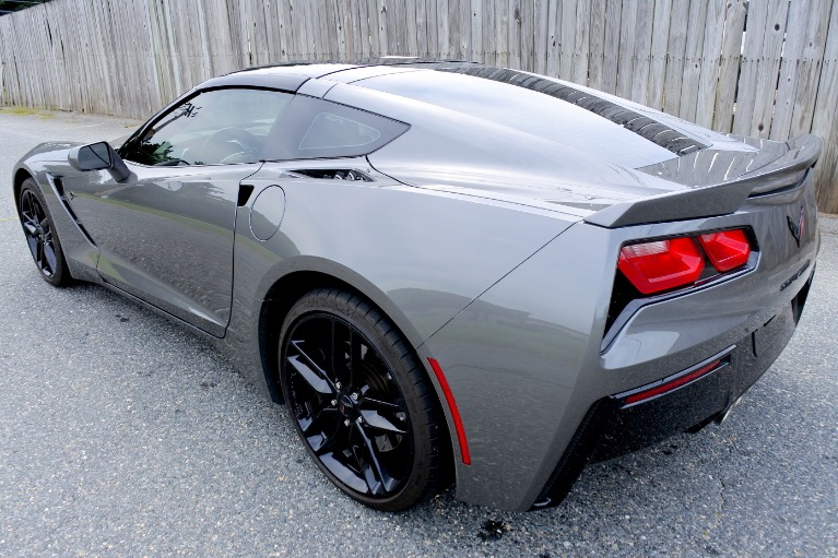 Used 2016 Chevrolet Corvette Stingray Coupe Z51 Cpe w/1LT Used 2016 Chevrolet Corvette Stingray Coupe Z51 Cpe w/1LT for sale  at Metro West Motorcars LLC in Shrewsbury MA 6