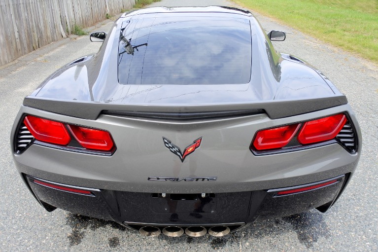 Used 2016 Chevrolet Corvette Stingray Coupe Z51 Cpe w/1LT Used 2016 Chevrolet Corvette Stingray Coupe Z51 Cpe w/1LT for sale  at Metro West Motorcars LLC in Shrewsbury MA 7