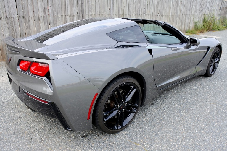 Used 2016 Chevrolet Corvette Stingray Coupe Z51 Cpe w/1LT Used 2016 Chevrolet Corvette Stingray Coupe Z51 Cpe w/1LT for sale  at Metro West Motorcars LLC in Shrewsbury MA 8