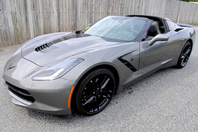 Used 2016 Chevrolet Corvette Stingray Coupe Z51 Cpe w/1LT Used 2016 Chevrolet Corvette Stingray Coupe Z51 Cpe w/1LT for sale  at Metro West Motorcars LLC in Shrewsbury MA 1