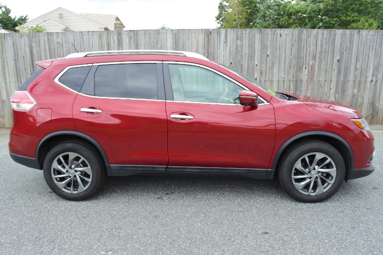 Used 2015 Nissan Rogue AWD SL Used 2015 Nissan Rogue AWD SL for sale  at Metro West Motorcars LLC in Shrewsbury MA 6