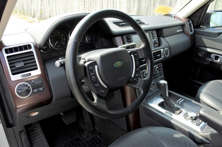Used 2008 Land Rover Range Rover HSE Used 2008 Land Rover Range Rover HSE for sale  at Metro West Motorcars LLC in Shrewsbury MA 13