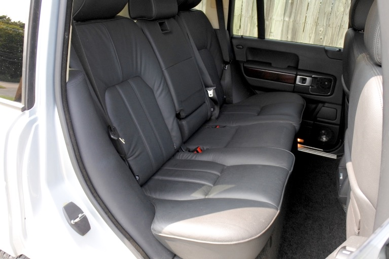 Used 2008 Land Rover Range Rover HSE Used 2008 Land Rover Range Rover HSE for sale  at Metro West Motorcars LLC in Shrewsbury MA 17