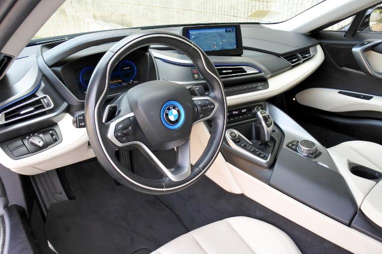 Used 2016 BMW I8 Giga Coupe Used 2016 BMW I8 Giga Coupe for sale  at Metro West Motorcars LLC in Shrewsbury MA 11