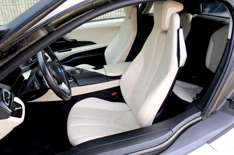 Used 2016 BMW I8 Giga Coupe Used 2016 BMW I8 Giga Coupe for sale  at Metro West Motorcars LLC in Shrewsbury MA 12
