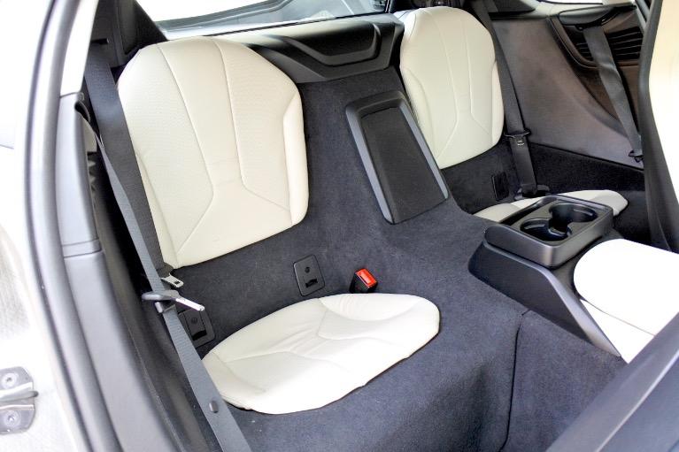 Used 2016 BMW I8 Giga Coupe Used 2016 BMW I8 Giga Coupe for sale  at Metro West Motorcars LLC in Shrewsbury MA 14