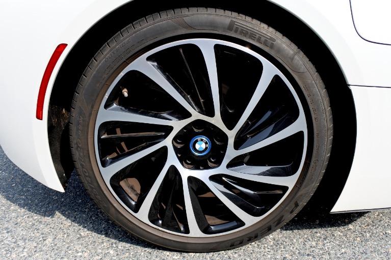 Used 2016 BMW I8 Giga Coupe Used 2016 BMW I8 Giga Coupe for sale  at Metro West Motorcars LLC in Shrewsbury MA 17