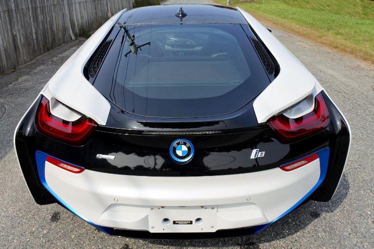 Used 2016 BMW I8 Giga Coupe Used 2016 BMW I8 Giga Coupe for sale  at Metro West Motorcars LLC in Shrewsbury MA 4