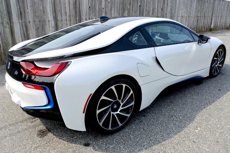 Used 2016 BMW I8 Giga Coupe Used 2016 BMW I8 Giga Coupe for sale  at Metro West Motorcars LLC in Shrewsbury MA 5