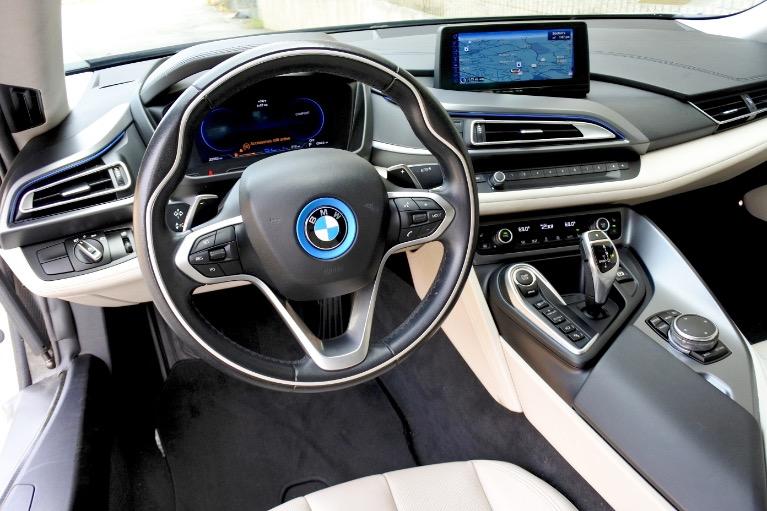 Used 2016 BMW I8 Giga Coupe Used 2016 BMW I8 Giga Coupe for sale  at Metro West Motorcars LLC in Shrewsbury MA 8