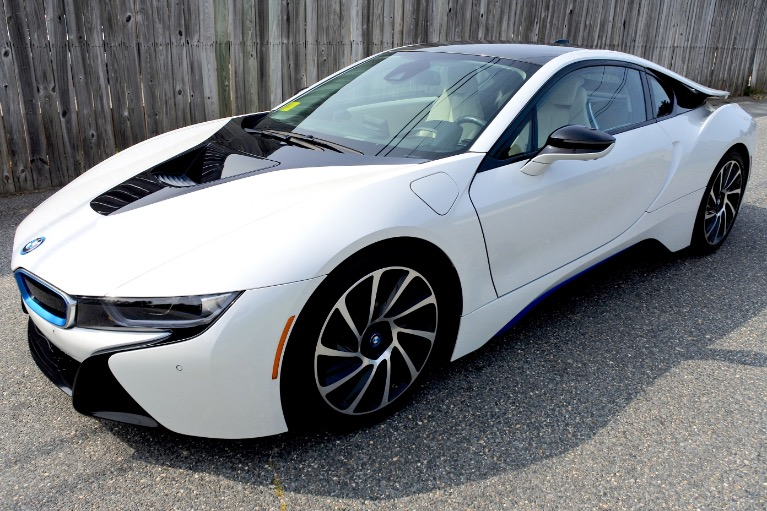 Used Used 2016 BMW I8 Giga Coupe for sale $69,900 at Metro West Motorcars LLC in Shrewsbury MA
