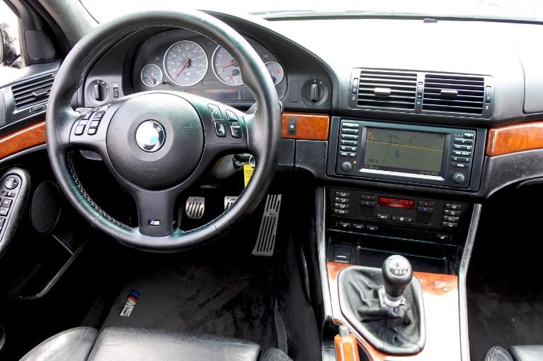 Used 2001 BMW 5 Series M5 4dr Sdn 6-Spd Manual Used 2001 BMW 5 Series M5 4dr Sdn 6-Spd Manual for sale  at Metro West Motorcars LLC in Shrewsbury MA 10