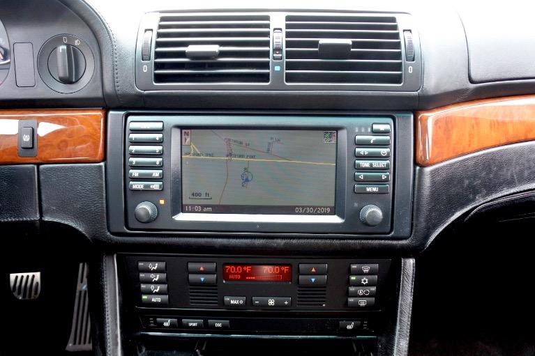 Used 2001 BMW 5 Series M5 4dr Sdn 6-Spd Manual Used 2001 BMW 5 Series M5 4dr Sdn 6-Spd Manual for sale  at Metro West Motorcars LLC in Shrewsbury MA 11