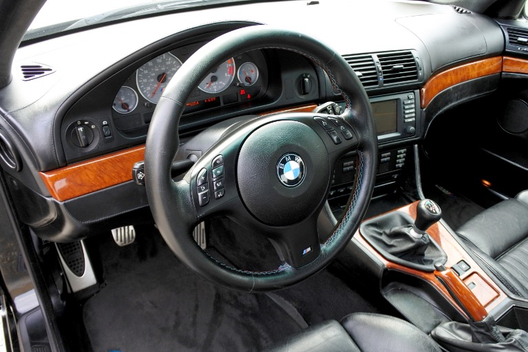 Used 2001 BMW 5 Series M5 4dr Sdn 6-Spd Manual Used 2001 BMW 5 Series M5 4dr Sdn 6-Spd Manual for sale  at Metro West Motorcars LLC in Shrewsbury MA 13