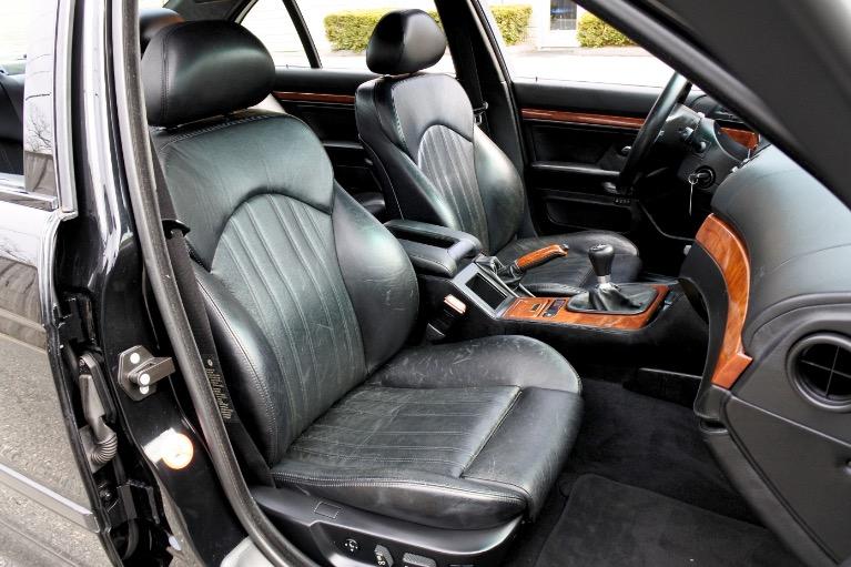 Used 2001 BMW 5 Series M5 4dr Sdn 6-Spd Manual Used 2001 BMW 5 Series M5 4dr Sdn 6-Spd Manual for sale  at Metro West Motorcars LLC in Shrewsbury MA 19