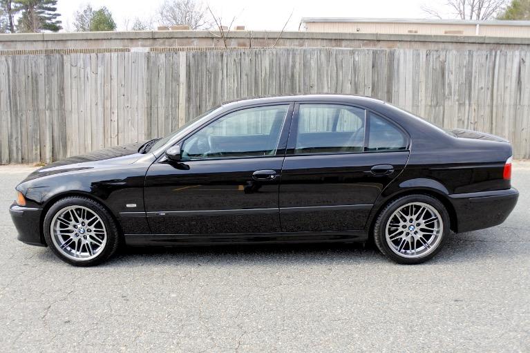 Used 2001 BMW 5 Series M5 4dr Sdn 6-Spd Manual Used 2001 BMW 5 Series M5 4dr Sdn 6-Spd Manual for sale  at Metro West Motorcars LLC in Shrewsbury MA 2