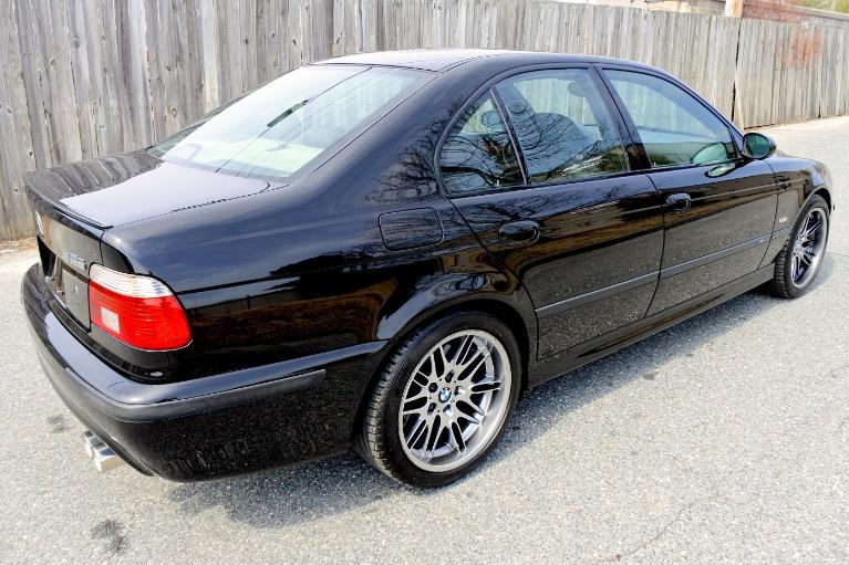 Used 2001 BMW 5 Series M5 4dr Sdn 6-Spd Manual Used 2001 BMW 5 Series M5 4dr Sdn 6-Spd Manual for sale  at Metro West Motorcars LLC in Shrewsbury MA 5