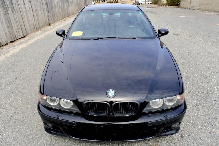 Used 2001 BMW 5 Series M5 4dr Sdn 6-Spd Manual Used 2001 BMW 5 Series M5 4dr Sdn 6-Spd Manual for sale  at Metro West Motorcars LLC in Shrewsbury MA 8