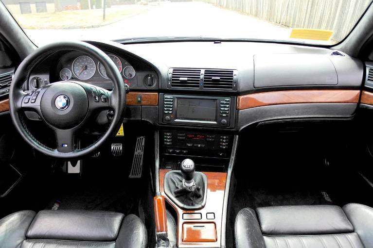 Used 2001 BMW 5 Series M5 4dr Sdn 6-Spd Manual Used 2001 BMW 5 Series M5 4dr Sdn 6-Spd Manual for sale  at Metro West Motorcars LLC in Shrewsbury MA 9