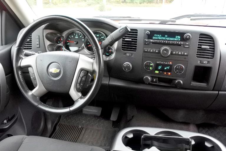 Used 2012 Chevrolet Silverado 1500 4WD Ext Cab 143.5' LT Used 2012 Chevrolet Silverado 1500 4WD Ext Cab 143.5' LT for sale  at Metro West Motorcars LLC in Shrewsbury MA 10