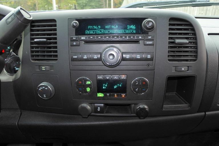 Used 2012 Chevrolet Silverado 1500 4WD Ext Cab 143.5' LT Used 2012 Chevrolet Silverado 1500 4WD Ext Cab 143.5' LT for sale  at Metro West Motorcars LLC in Shrewsbury MA 11