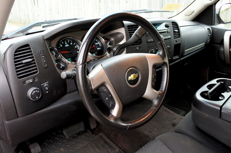 Used 2012 Chevrolet Silverado 1500 4WD Ext Cab 143.5' LT Used 2012 Chevrolet Silverado 1500 4WD Ext Cab 143.5' LT for sale  at Metro West Motorcars LLC in Shrewsbury MA 12