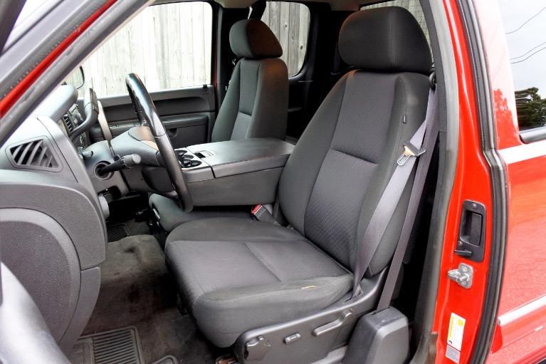 Used 2012 Chevrolet Silverado 1500 4WD Ext Cab 143.5' LT Used 2012 Chevrolet Silverado 1500 4WD Ext Cab 143.5' LT for sale  at Metro West Motorcars LLC in Shrewsbury MA 13