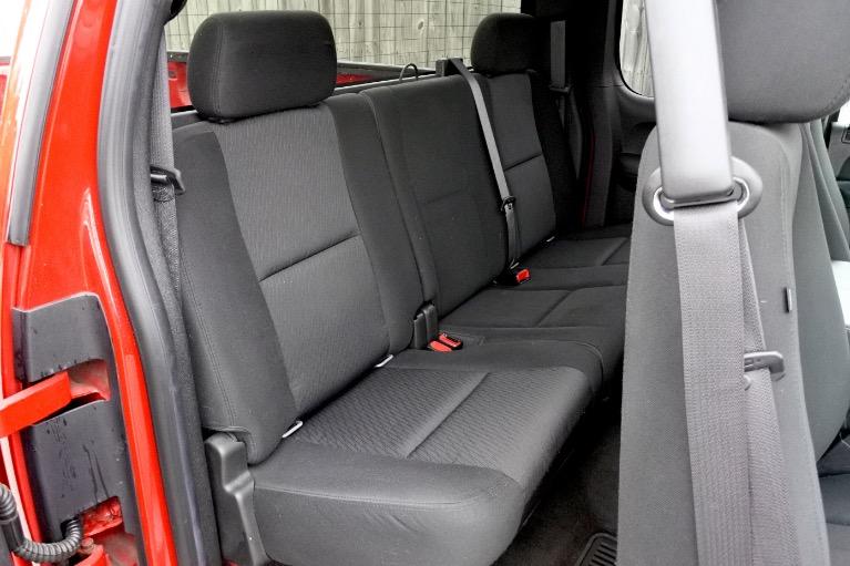 Used 2012 Chevrolet Silverado 1500 4WD Ext Cab 143.5' LT Used 2012 Chevrolet Silverado 1500 4WD Ext Cab 143.5' LT for sale  at Metro West Motorcars LLC in Shrewsbury MA 15