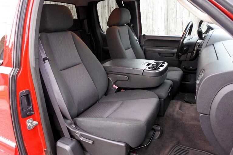 Used 2012 Chevrolet Silverado 1500 4WD Ext Cab 143.5' LT Used 2012 Chevrolet Silverado 1500 4WD Ext Cab 143.5' LT for sale  at Metro West Motorcars LLC in Shrewsbury MA 16