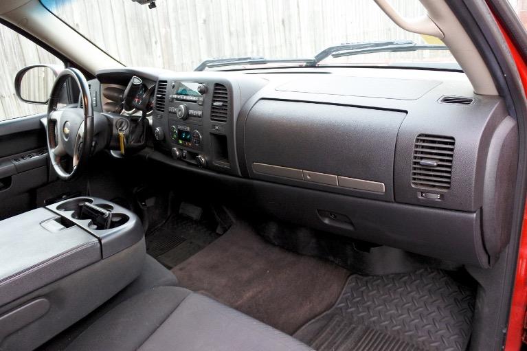 Used 2012 Chevrolet Silverado 1500 4WD Ext Cab 143.5' LT Used 2012 Chevrolet Silverado 1500 4WD Ext Cab 143.5' LT for sale  at Metro West Motorcars LLC in Shrewsbury MA 17