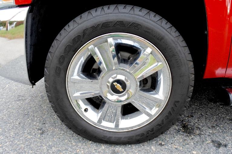 Used 2012 Chevrolet Silverado 1500 4WD Ext Cab 143.5' LT Used 2012 Chevrolet Silverado 1500 4WD Ext Cab 143.5' LT for sale  at Metro West Motorcars LLC in Shrewsbury MA 18