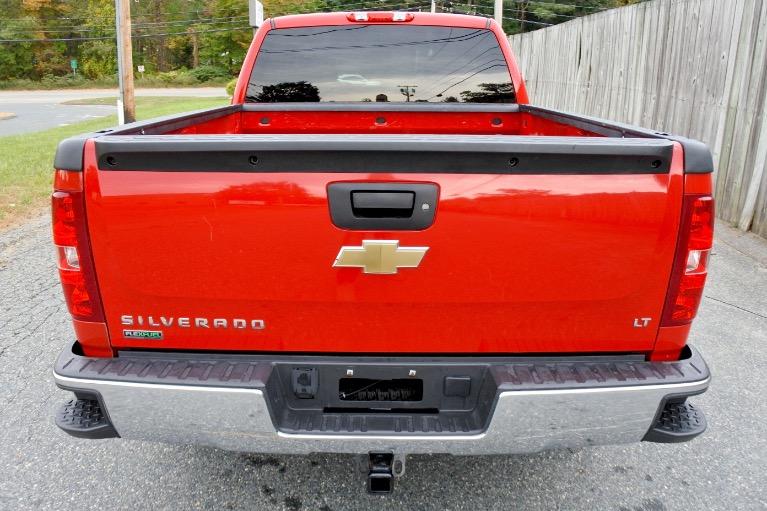 Used 2012 Chevrolet Silverado 1500 4WD Ext Cab 143.5' LT Used 2012 Chevrolet Silverado 1500 4WD Ext Cab 143.5' LT for sale  at Metro West Motorcars LLC in Shrewsbury MA 4