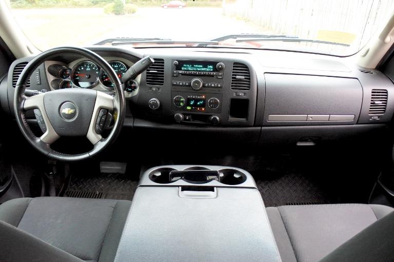 Used 2012 Chevrolet Silverado 1500 4WD Ext Cab 143.5' LT Used 2012 Chevrolet Silverado 1500 4WD Ext Cab 143.5' LT for sale  at Metro West Motorcars LLC in Shrewsbury MA 9