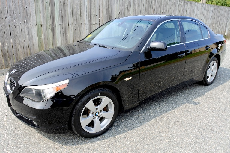 Used Used 2007 BMW 5 Series 530xi AWD for sale $8,800 at Metro West Motorcars LLC in Shrewsbury MA