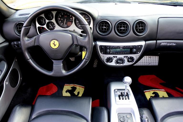 Used 2004 Ferrari 360 Spider 6M Used 2004 Ferrari 360 Spider 6M for sale  at Metro West Motorcars LLC in Shrewsbury MA 10