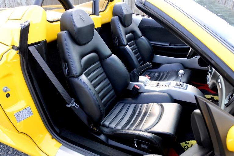 Used 2004 Ferrari 360 Spider 6M Used 2004 Ferrari 360 Spider 6M for sale  at Metro West Motorcars LLC in Shrewsbury MA 13