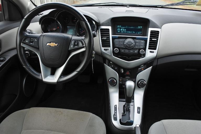 Used 2011 Chevrolet Cruze LT w/1LT Used 2011 Chevrolet Cruze LT w/1LT for sale  at Metro West Motorcars LLC in Shrewsbury MA 10