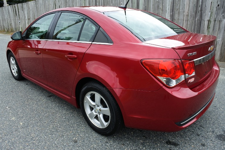 Used 2011 Chevrolet Cruze LT w/1LT Used 2011 Chevrolet Cruze LT w/1LT for sale  at Metro West Motorcars LLC in Shrewsbury MA 3
