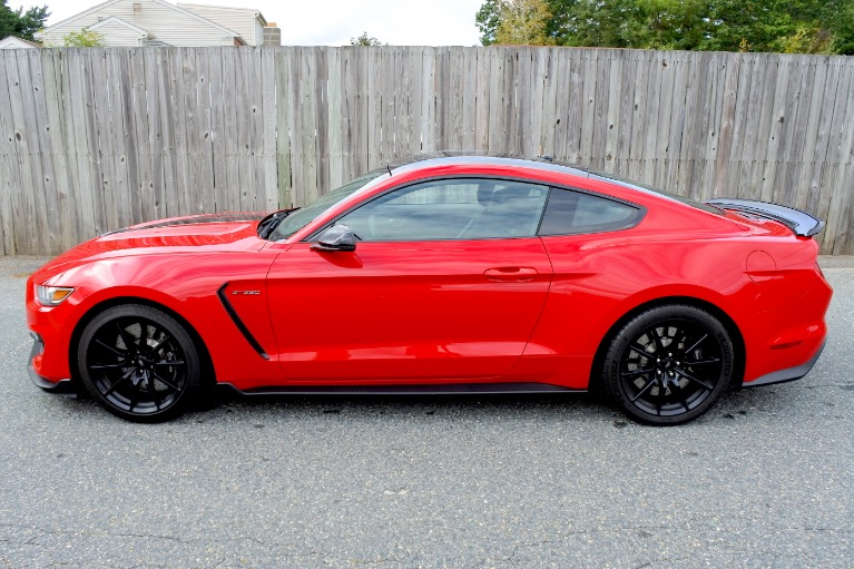 Used 2016 Ford Mustang Shelby GT350 Fastback Used 2016 Ford Mustang Shelby GT350 Fastback for sale  at Metro West Motorcars LLC in Shrewsbury MA 2